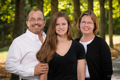 Dugan Family - July 2012