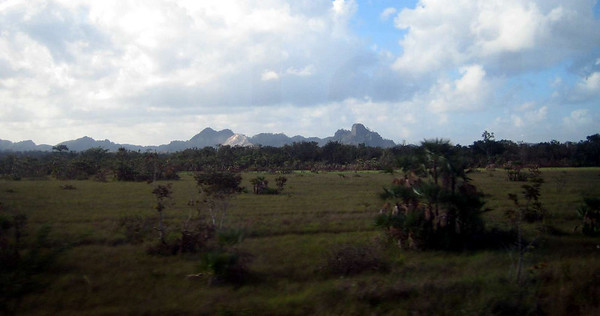 Belize and Myan Ruins