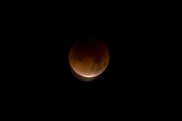 Super blue blood moon 01 31 18 San Clemente