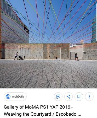The MOMA PS1