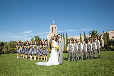 Chris and Deseret Wedding