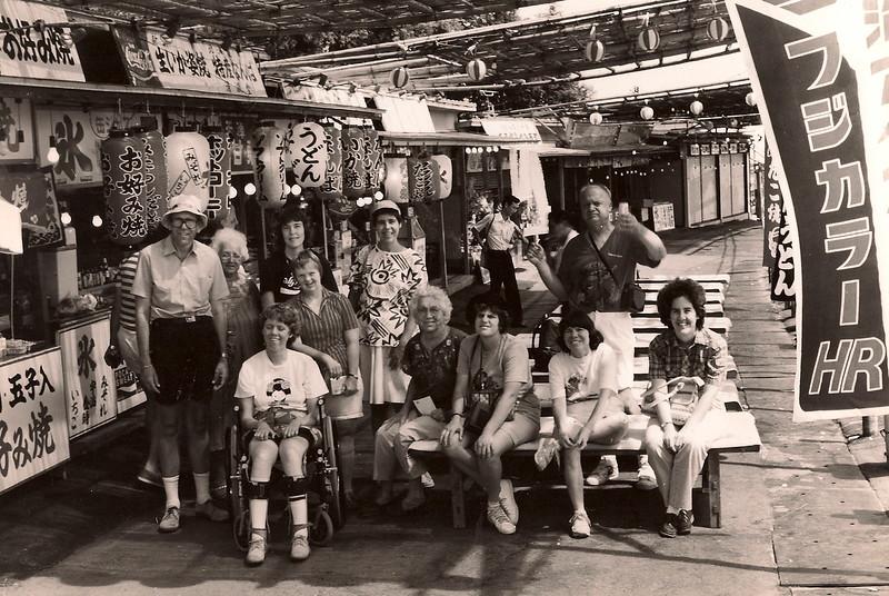 Japan, 1986