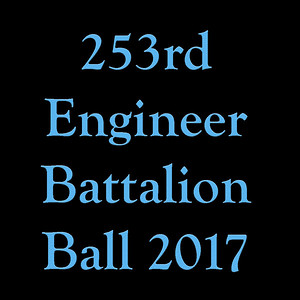 253rd Engineer Battalion Ball