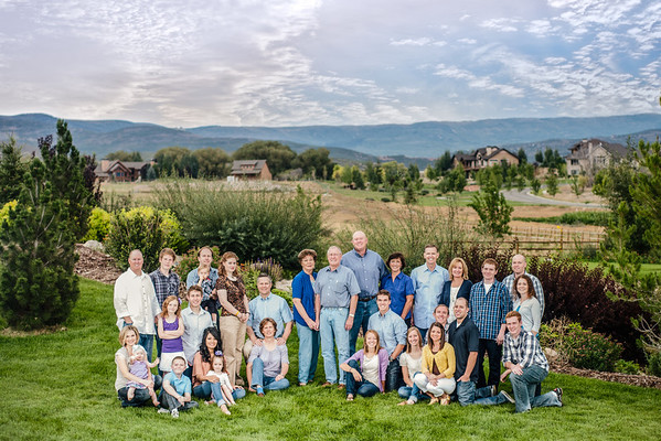Bradfield Family