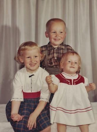 Peg, Ray & Sherry