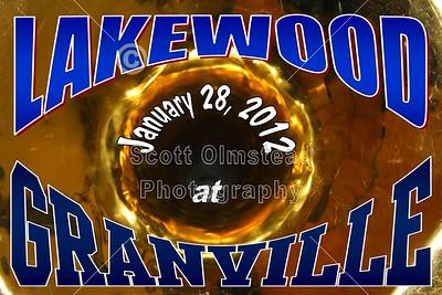 2012 Lakewood at Granville (01-28-12) VARSITY