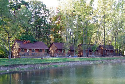 CABINS & CAMPS