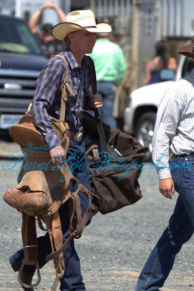 Arlington Jackpot Rodeo Saturday 2012