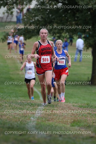 MRVC Cross Country Championships 10-19-16 Camera 1 of 2
