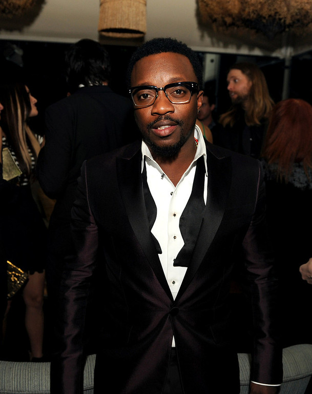 . Singer Anthony Hamilton attends the Maroon 5 Grammy After Party & Adam Levine Fragrance Launch Event on February 10, 2013 in West Hollywood, California.  (Photo by Kevin Winter/Getty Images for PRESS HERE)