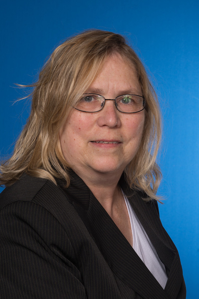 Portrait of Diane VanCleave