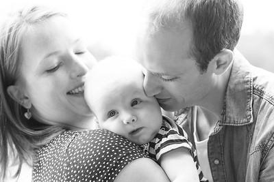 Lifestyle babyfotografie Leusden