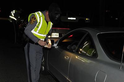 2011-09-02: Henrico Police & Virginia State Police Checkpoint