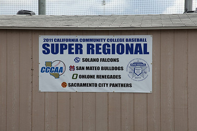 SUPER REGIONAL WIN VS SAC CITY .  Video available at http://www.youtube.com/watch?v=TF57xk1r46U