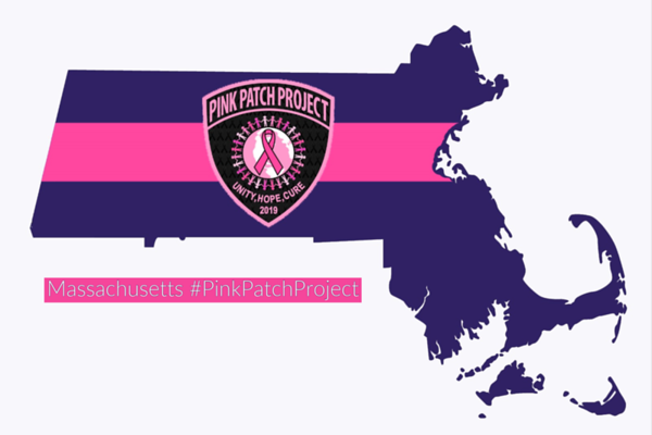 Massachusetts Pink Patch Project - Group Photo - Gillette - 09.30.2019