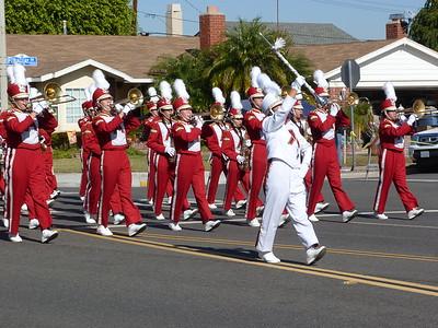 20151114 La Palma Band Review/Ramona Field Tournament