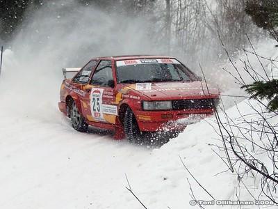 18.03.2006 - Itäralli, Joensuu