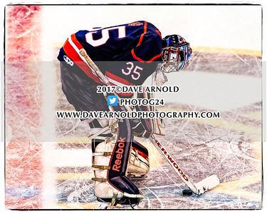 3/19/2017 - Boys Varsity Hockey - MIAA D1A Final - Central Catholic vs Arlington