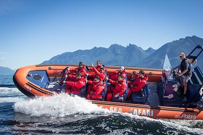 Activities - Zodiac & Sea to Sky Gondola