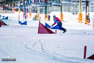 NK snowboard alpine indoor 2017