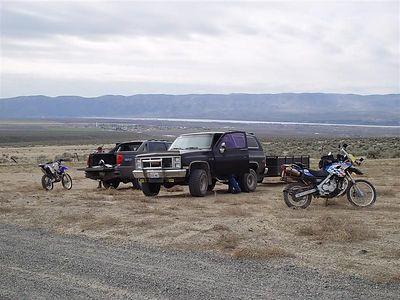 Ride the Saddle Mountains