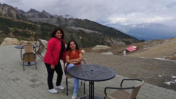 September 2012 -BC trip, kicking horse & Golden