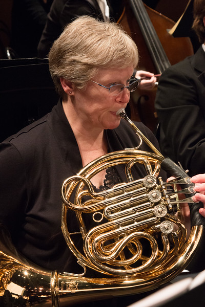 Margaret Dikel -- Symphony of the Potomac at the Cultural Arts Center, Silver Spring, MD, February 2018.
