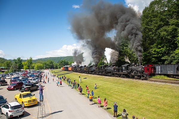 2020 Parade of Steam