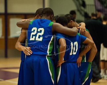 Boys Basketball - Green River Stallions v Woodrow Wilson Tigers, Thursday, December 29, 2011