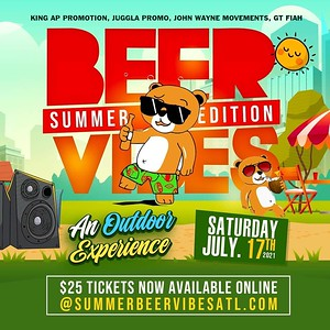 BEER VIBES SUMMER 2021 EDITION