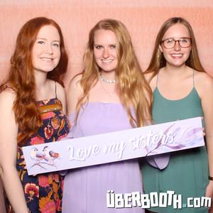 Sigma Kappa Sisterhood Banquet 2019