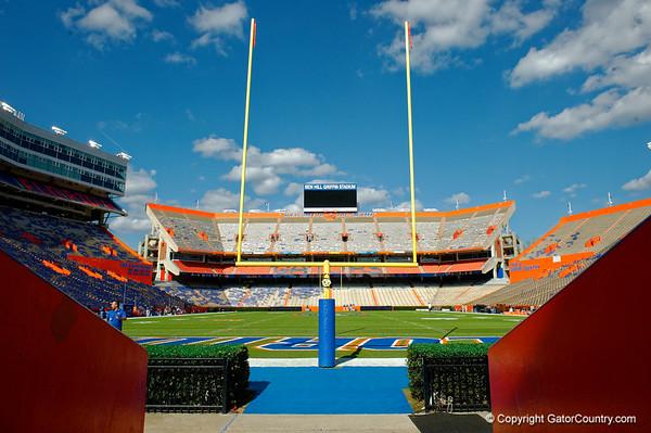 Florida Gators Football Gator Walk vs UAB  11-18-2018