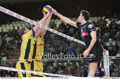 Tonazzo Padova - DHL Modena   Q2 #ChePlayOff #SuperLega