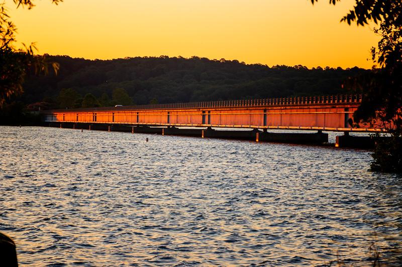 6.10.19 - Beaver Lake - HWY. 12 Bridge