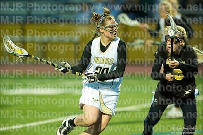 Lacrosse, Girls H.S. Varsity, St Anthonys Vs Morristown, 04-04-09