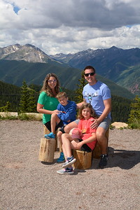 Aspen Mountain July 2021