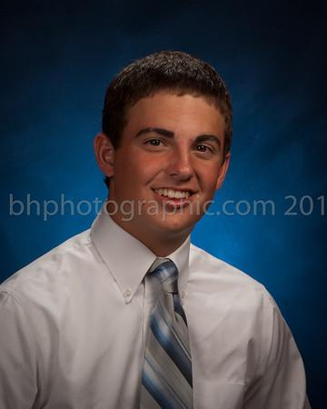 Cory Batterbee  2013 senior