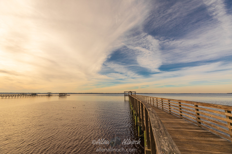 Winter Afternoon on St. Johns River