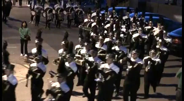 2012-10-12 Cary vs Panther Creek Videos