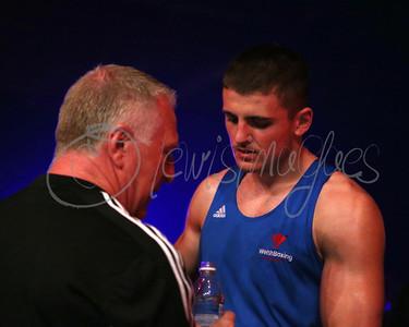 Samir El Mais(Can) vs Kody Davies(Wales)