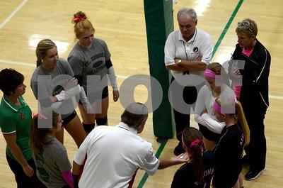 Algona @ St. Edmond Volleyball