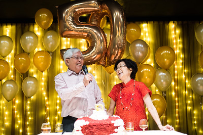 PY SY 50th Wedding Anniversary