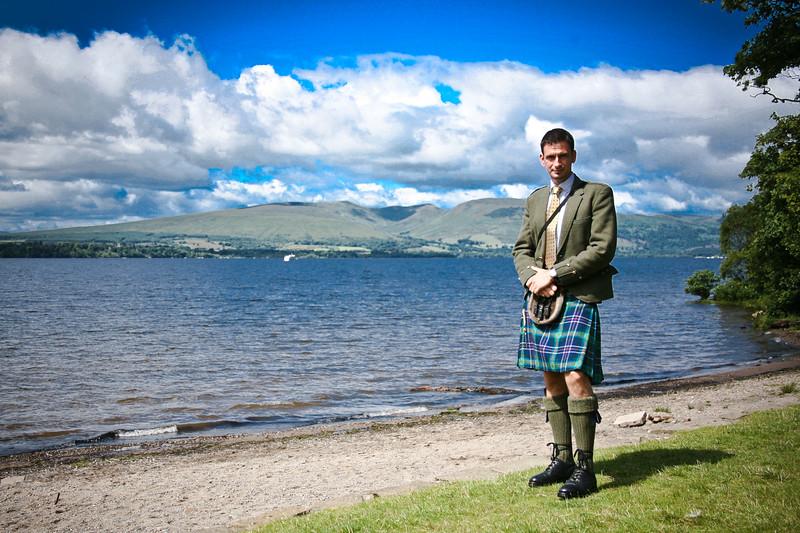The 2008 Loch Lomond Highland Games