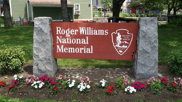 Roger Williams National Memorial - RI - 071616