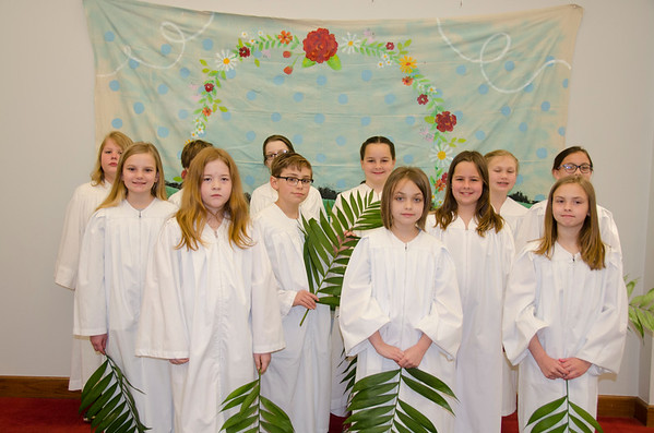 2018 Palm Sunday