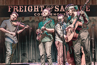 The Jacob Jolliff Band The Brother Brothers, Freight and Salvage, October 9,2018