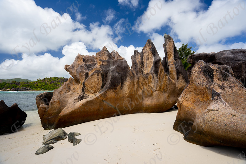 La Digue Seychelles- beach of Grand Anse 16.jpg