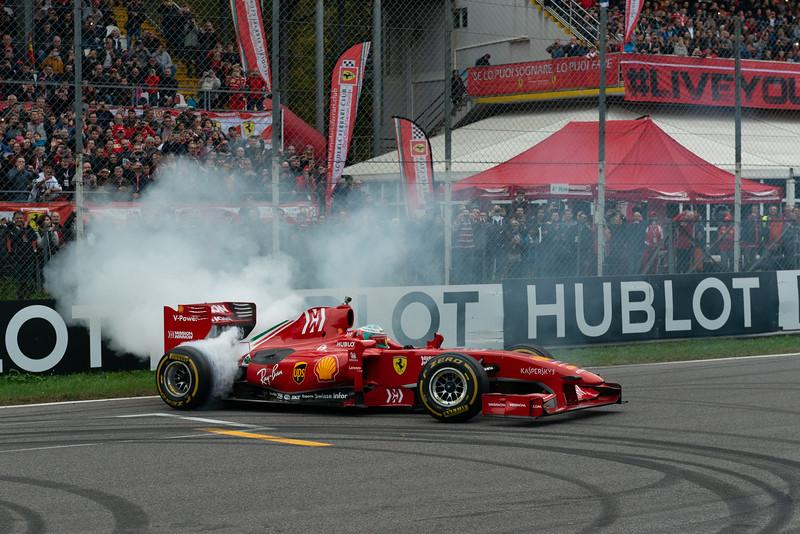 Finali Mondiali Ferrari 2018 - Monza