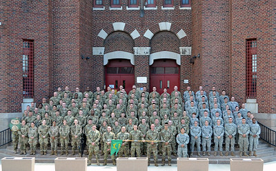 105th Military Police Company 2017