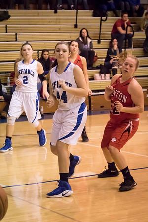 DHS Girls Basketball 12-15-2016